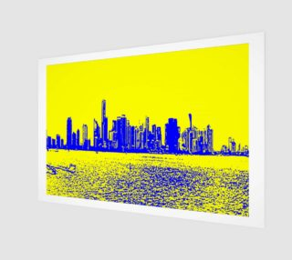 Miami yellow blue preview