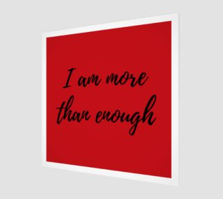 I am more than enough on Canvas preview