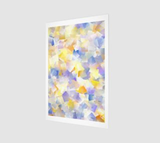 Spring Daffodil Flowers In Cubes preview