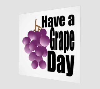 Aperçu de Grape Fuit Wall Art 190120D