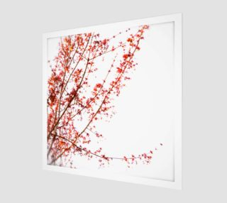 Red Tree Abstract preview