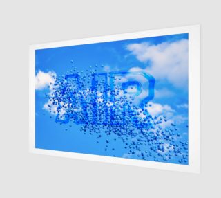 Five Elements Set - Air Wall Art Print Text 1 preview