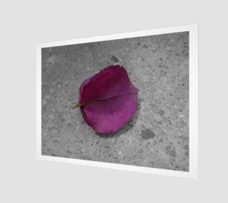 Pink Leaf flower-Spring 2016 preview
