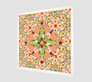Aperçu de Starburst Confetti