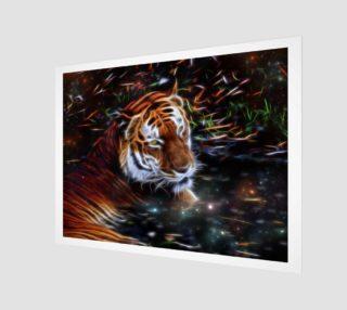Tiger fractal aperçu