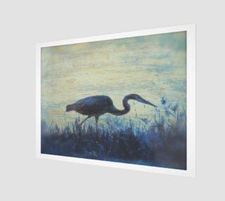 Blue Heron aperçu
