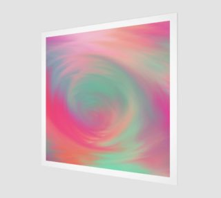 """Pastel Perfect Wall Art 12"""" x 12"""" preview"""