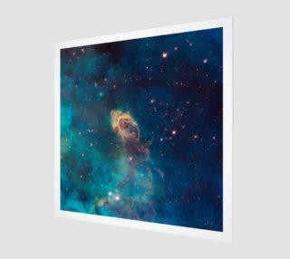Carina Nebula Print aperçu