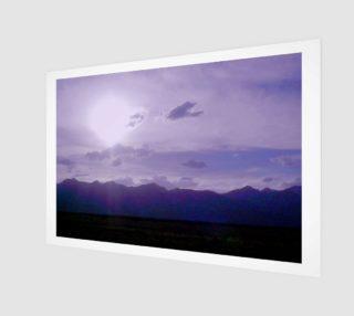 Aperçu de Purple Mountains Majesty
