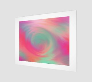"""Pastel Perfect Wall Art 14"""" x 11"""" preview"""