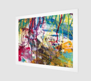 """Happiness 2 print 20"""" X 16' preview"""