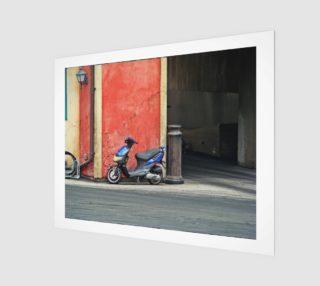 Aperçu de Paris 20x16