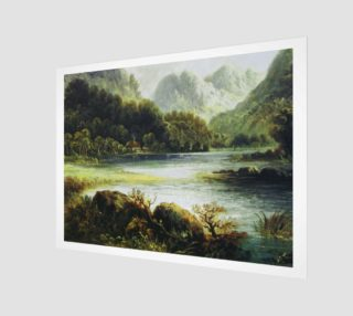 Glencoe by Williams Hugh Wood Wall Art preview