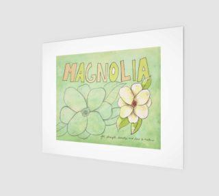 Aperçu de Magnolia 8x10