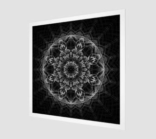 Skull Mandala by Dustin Zane Poole preview