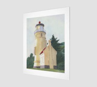 Heceta Head Lighthouse, Oregon aperçu