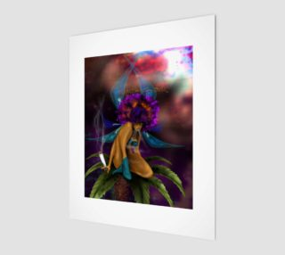 Purple Fairy Mary aperçu