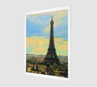 Watercolor Dream of Paris preview
