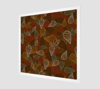 Aperçu de multicolor traditional swirls