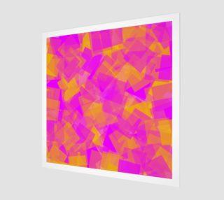 papir art print preview
