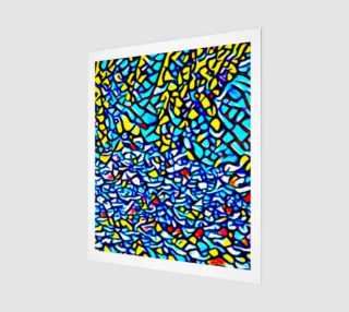 Stained Glass Abstract preview