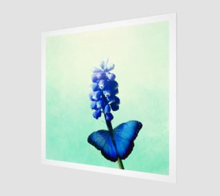 Blue bells on wings preview