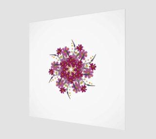 Flower Mandala No.2 preview