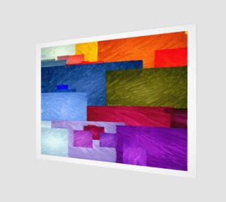 Aperçu de Abstract 1931 Art Print