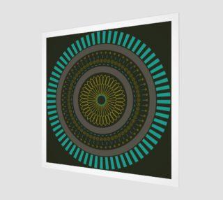 circle zen mandalas preview