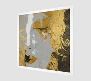 Klimt art Stylization Wall Art aperçu