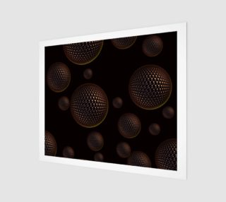 Black Bubbles 4_7200x6000 preview