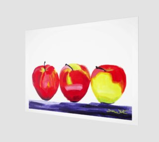 Three Apples preview