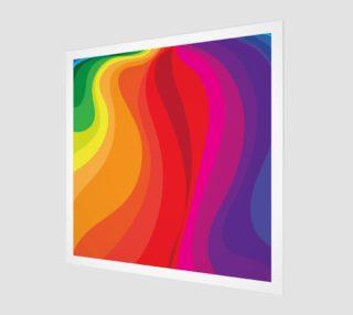 Aperçu de Fun Rainbow Colors