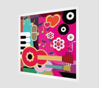 Aperçu de Music Lover Poster (3)