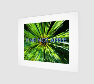 Pine Not Apple preview
