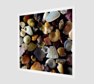 magnified sand preview