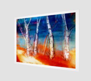 Birches Await preview