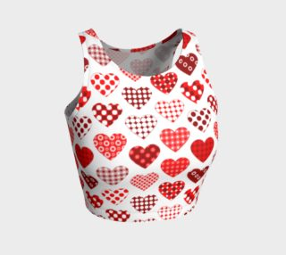 Aperçu de hearts in polka dots