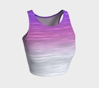 Rainbow Ombre White Lavender Pink preview