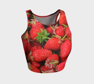 Strawberry Crop Top preview