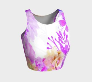 Nature's Bounty Crop Top by Deloresart preview