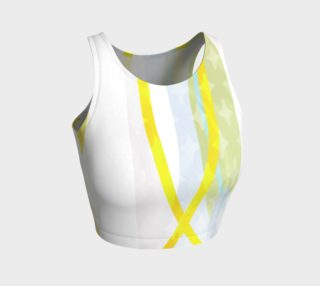 Side by Side Crop Top by Deloresart preview