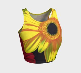 "Aperçu de ""Let There Be Bright"" Athletic Tank Top"