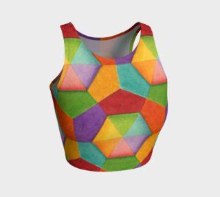 Aperçu de Rainbow Geometric