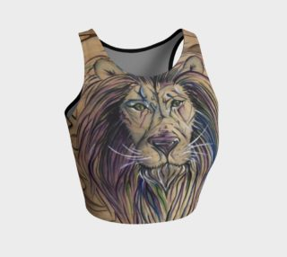 Aperçu de Lion Crop Top