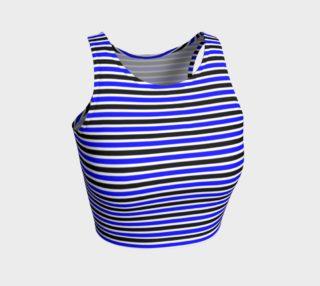 Black Blue Stripe preview
