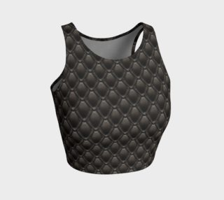 Midnight Dragon Athletic Crop Top preview