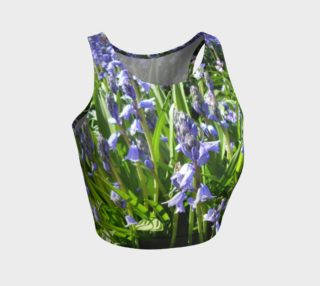 Aperçu de Bluebells Crop Top
