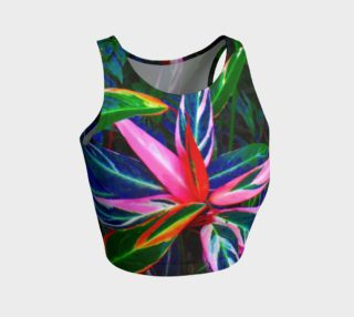 Tropical Crop Top preview