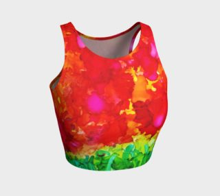 August Bouquet Crop Top preview
